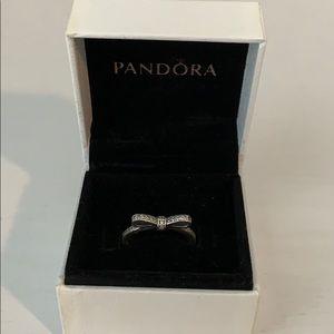 Bow Pandora Ring